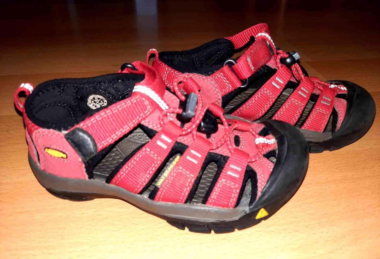 Dětské sandály Keen Newport H2 - foto 1