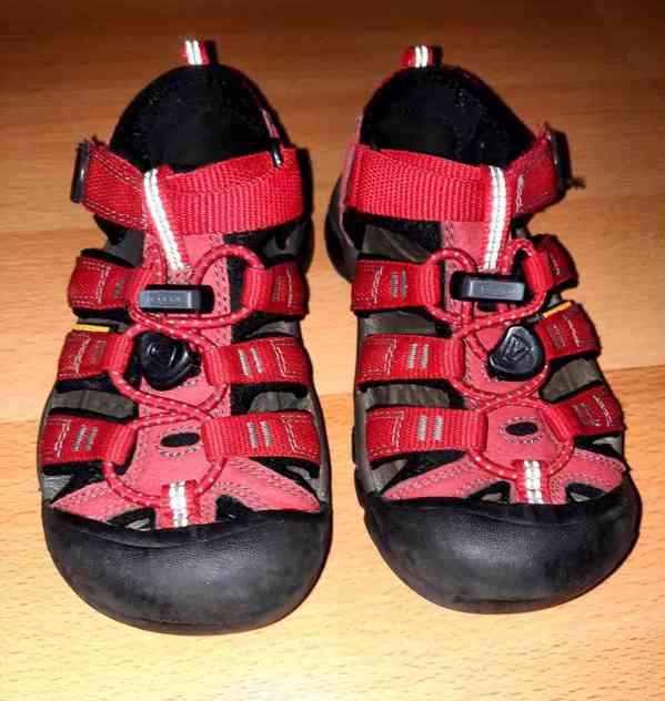Dětské sandály Keen Newport H2 - foto 4