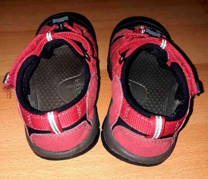 Dětské sandály Keen Newport H2 - foto 2