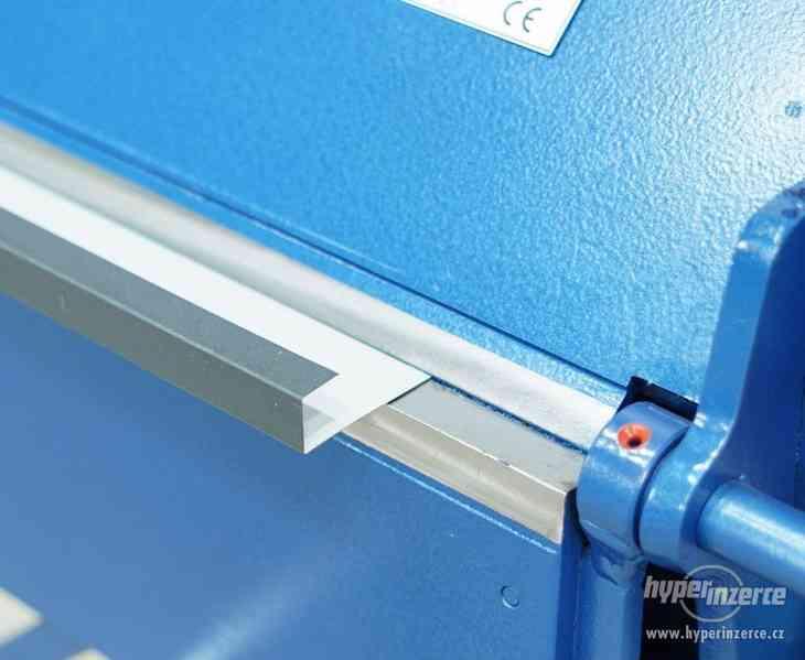 Ohýbačka plechu 2m /1,2mm Ruční ohýbačky plechu - foto 7