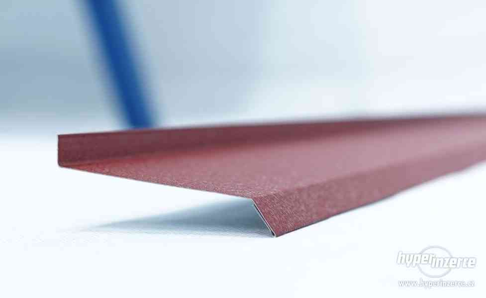 Ohýbačka plechu 2m /1,2mm Ruční ohýbačky plechu - foto 8