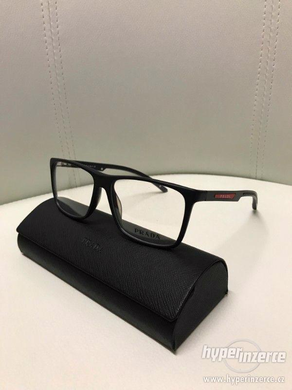 Dioptrické brýle Prada