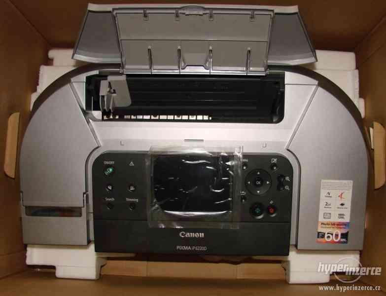 Inkoustová tiskárna Canon Pixma IP6220D