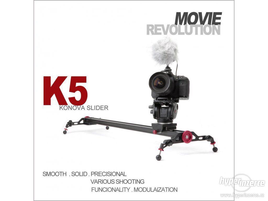 Konova Slider K5 120cm - foto 1