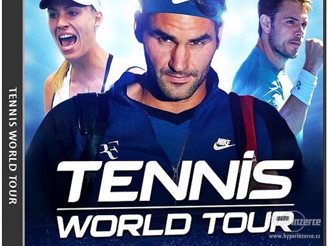 Tennis World Tour pro PC  - foto 1