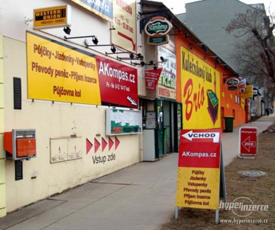 AKompas Brno levné náplně do tiskáren - cartridge, tonery - foto 1