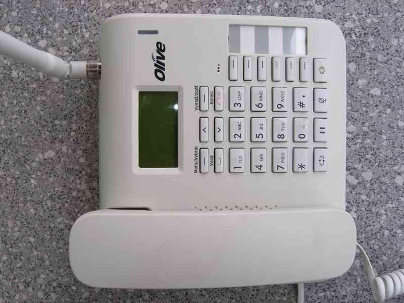 Bezdrátový CDMA telefon Olive V-FC9300 - foto 5