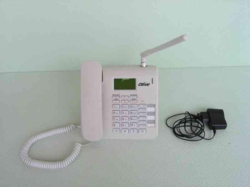 Bezdrátový CDMA telefon Olive V-FC9300 - foto 3