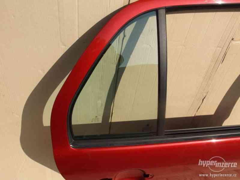 Pravé zadní dveře Škoda Fabia I hatchback - foto 2