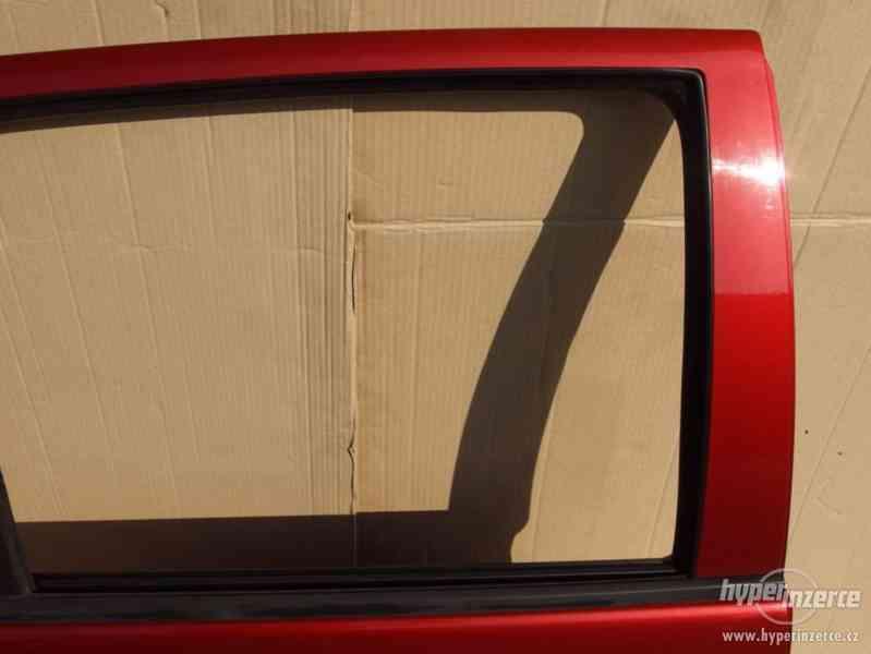 Pravé zadní dveře Škoda Fabia I hatchback - foto 3