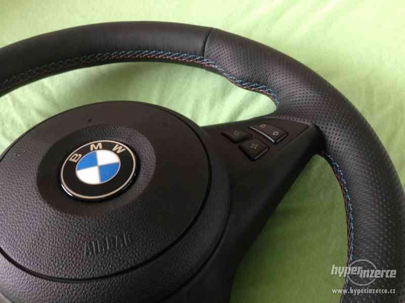 BMW volanty M-paket