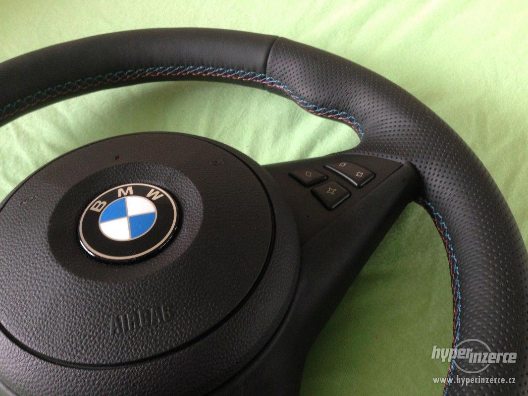 BMW volanty M-paket - foto 1