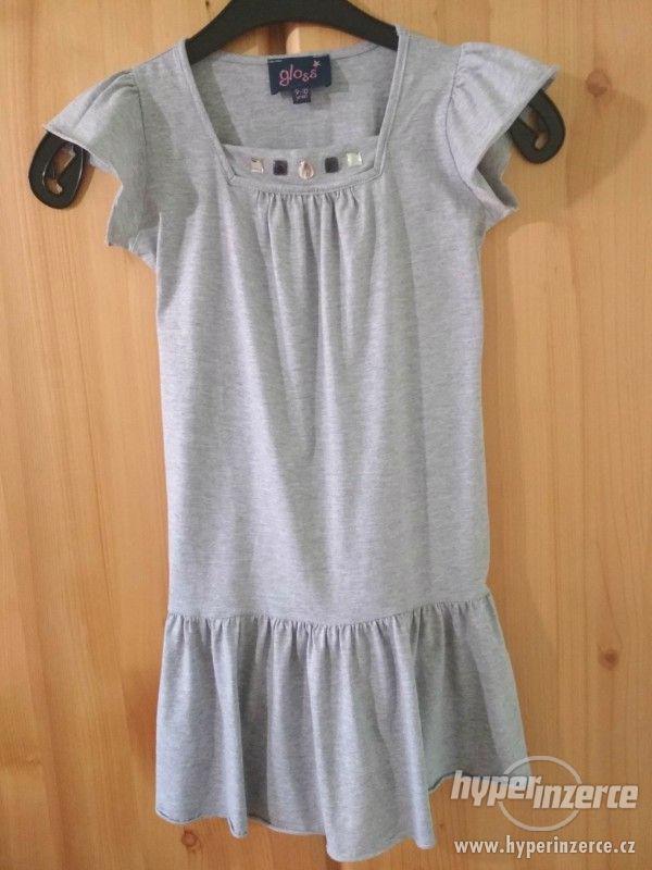 Letní dívčí šaty zn. GLOSS