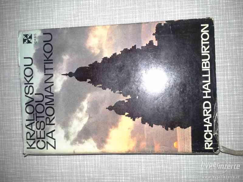 Královskou cestou za romantikou - Richard Halliburton