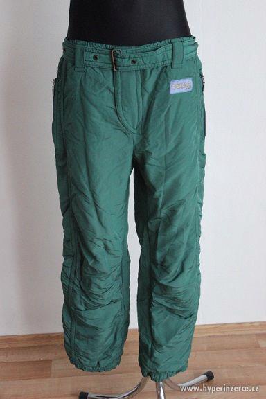 Pánské lyžařské kalhoty - sportovní oblečení