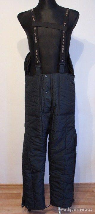 Pánské lyžařské kalhoty - sportovní oblečení - foto 2