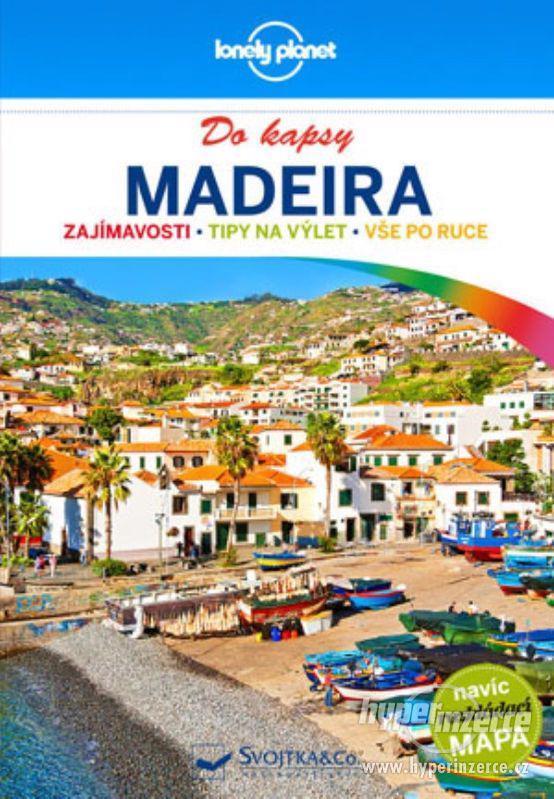 Madeira Lonely Planet 2016 průvodce čeština - foto 1