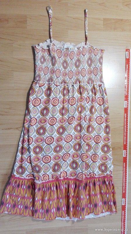 Prodám dívčí letní šaty - foto 1