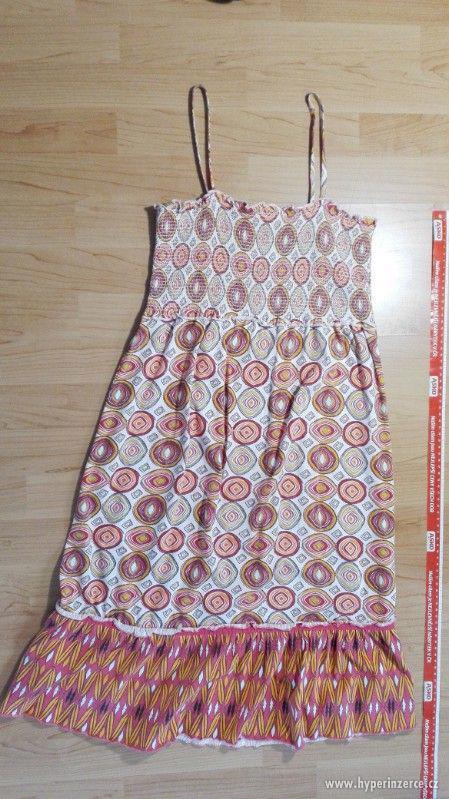Prodám dívčí letní šaty - foto 2