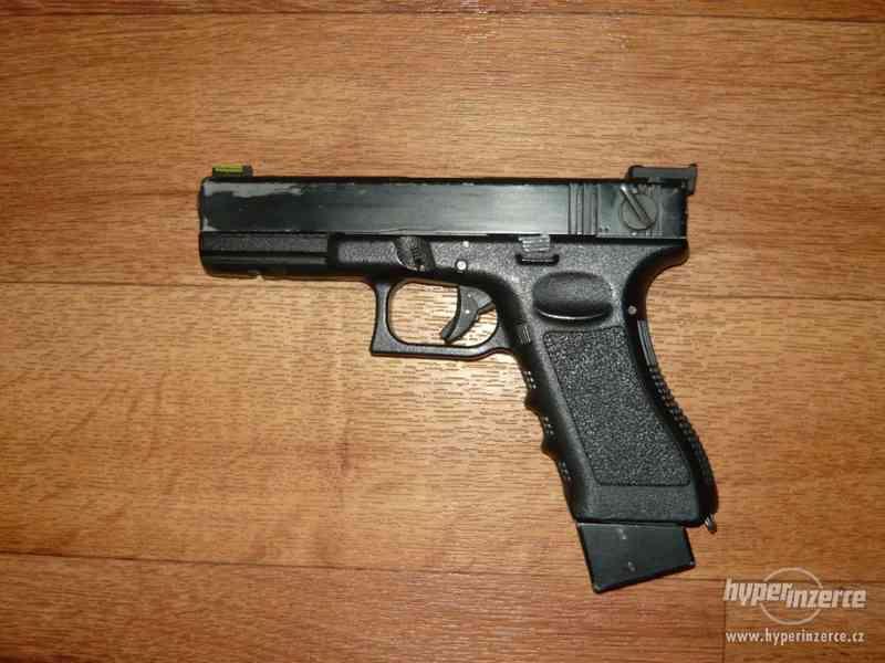 Glock17 KWA/KSC G17 Ra-tech zásobník