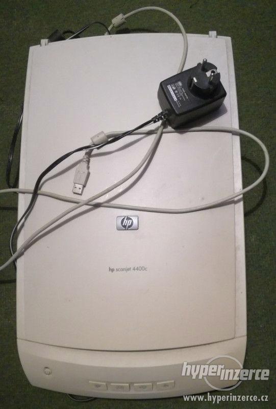 Prodám skener HP ScanJet 4400c