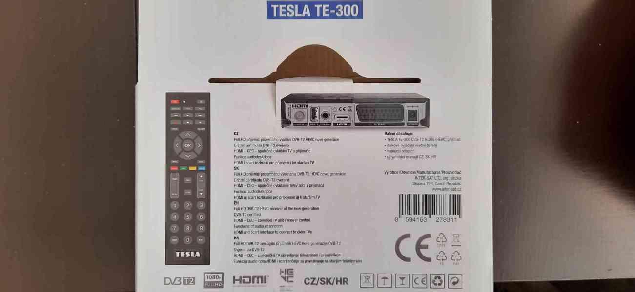 Použitá LG LCD TV 65cm + Set top box Tesla TE - 300 - foto 2