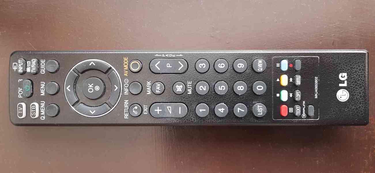 Použitá LG LCD TV 65cm + Set top box Tesla TE - 300 - foto 4