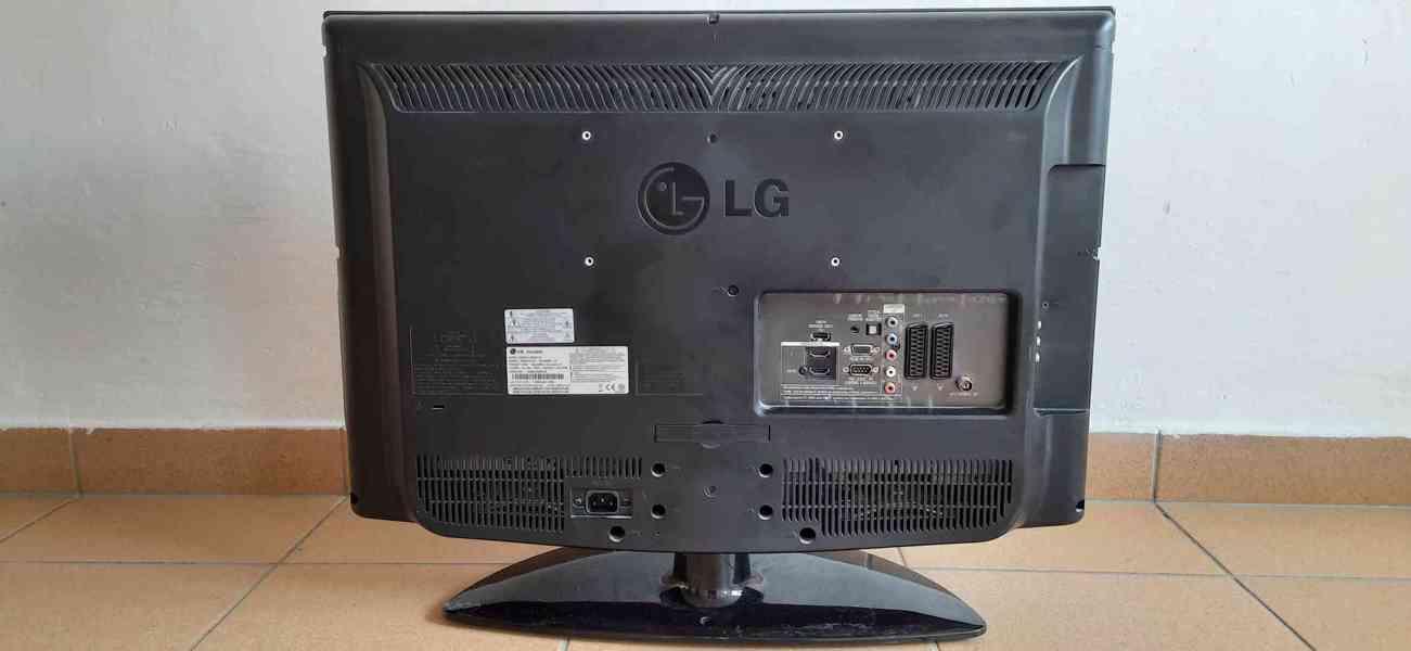 Použitá LG LCD TV 65cm + Set top box Tesla TE - 300 - foto 7
