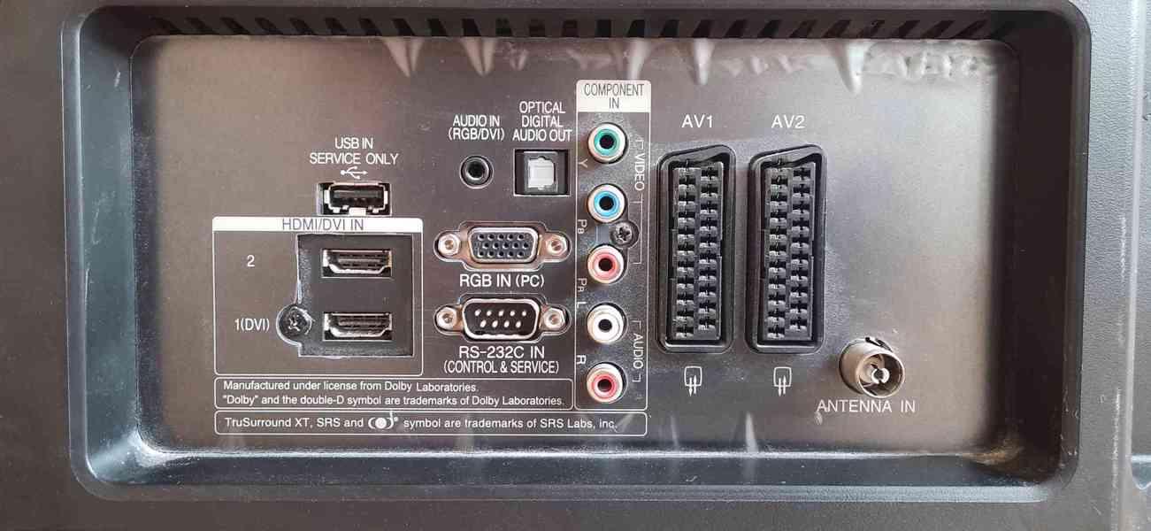 Použitá LG LCD TV 65cm + Set top box Tesla TE - 300 - foto 10