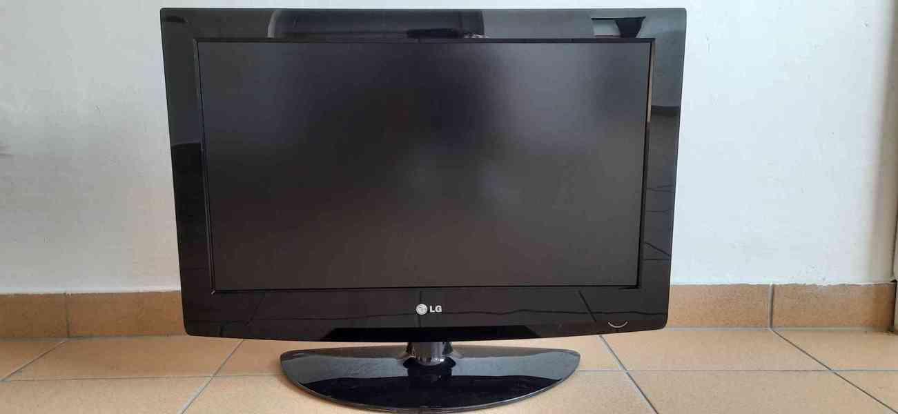 Použitá LG LCD TV 65cm + Set top box Tesla TE - 300 - foto 6