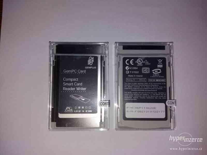 GEMPLUS HWP110628E, PCMCIA - foto 1