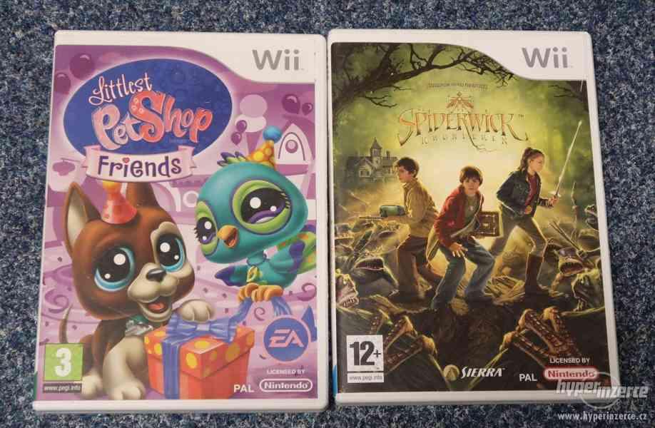 Hry na Nintendo Wii