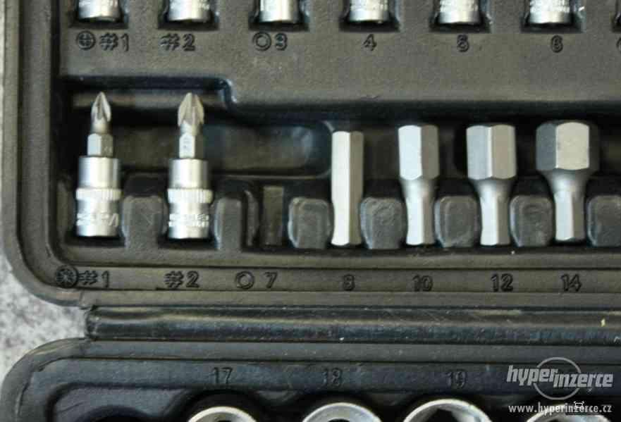 GOLA SADA násadové klíče - foto 3