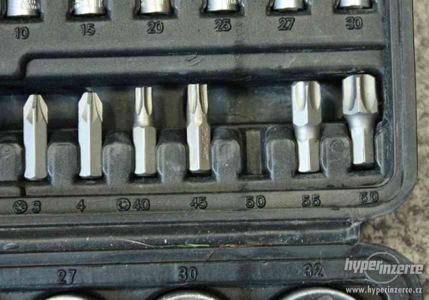 GOLA SADA násadové klíče - foto 4