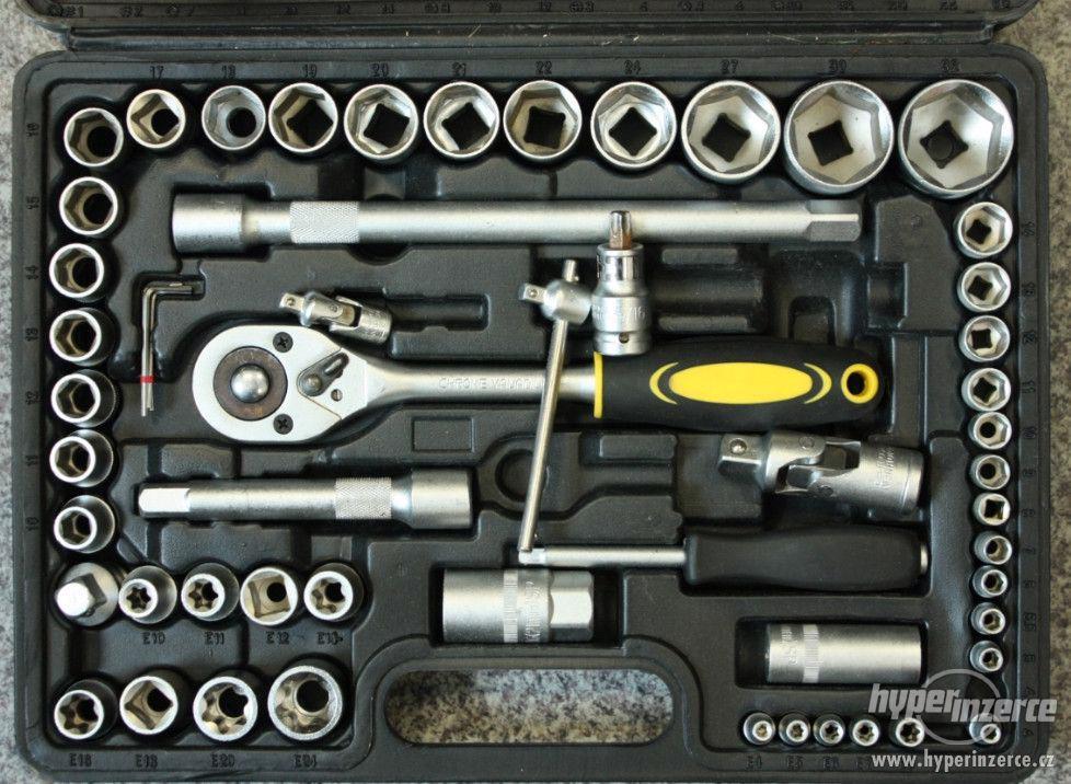 GOLA SADA násadové klíče - foto 1
