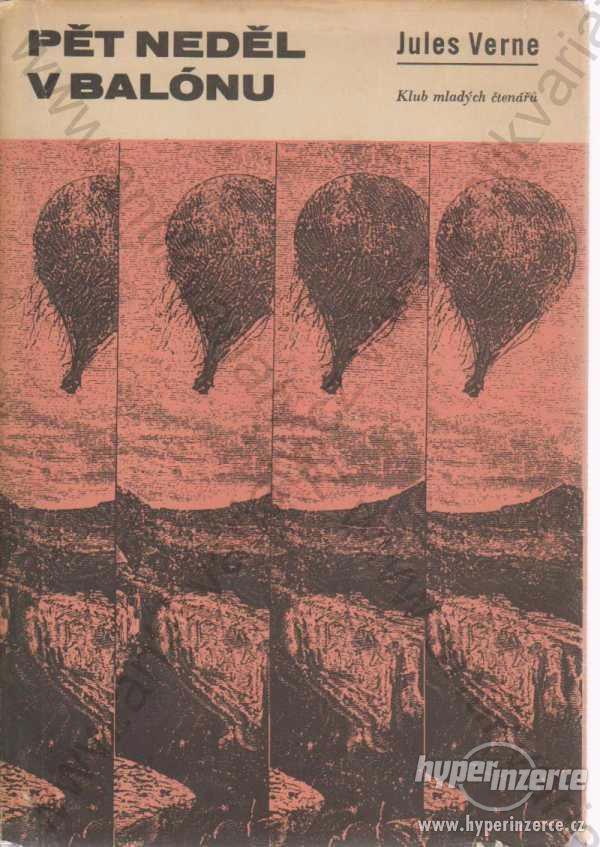 Pět neděl v balónu Jules Verne 1969