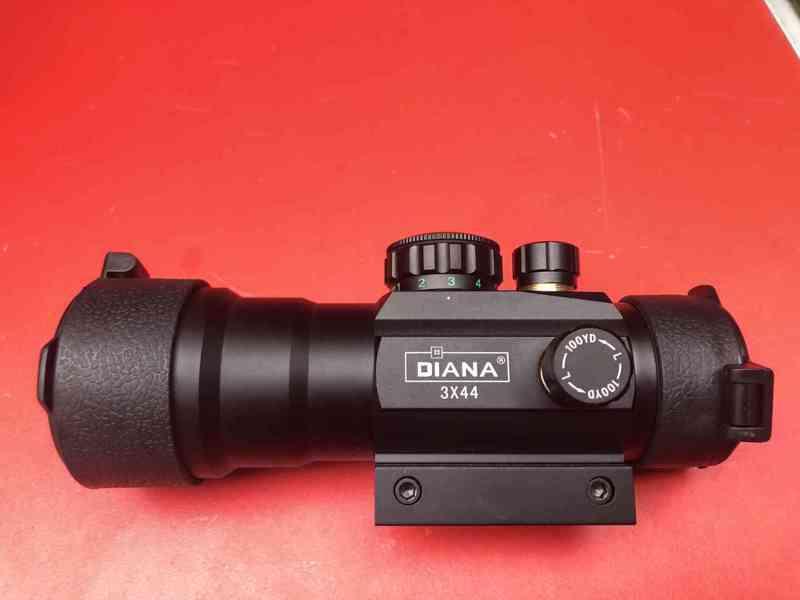 Kolimátor 3x44 Diana - foto 4
