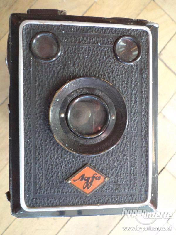 Historický Fotoaparát AGFA Box Spezial - Box 64 - foto 2