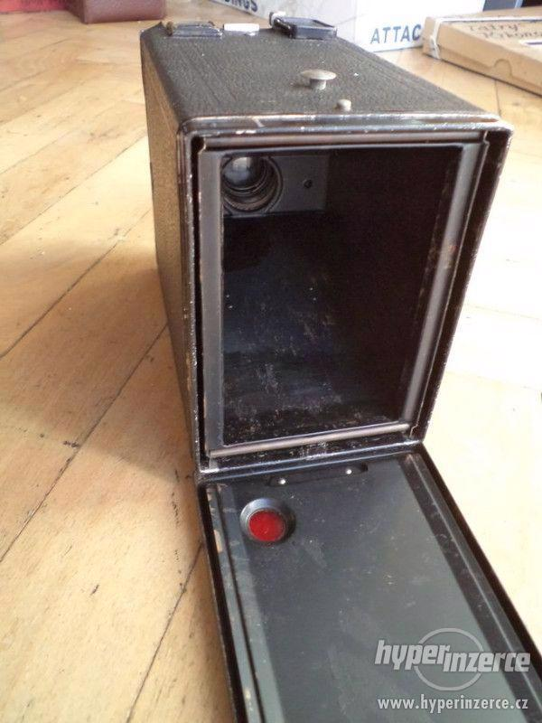 Historický Fotoaparát AGFA Box Spezial - Box 64 - foto 5