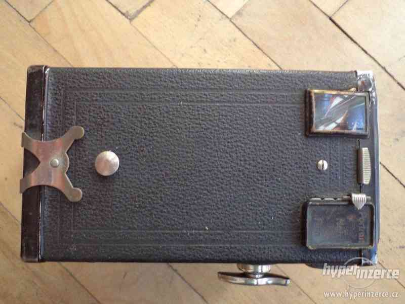 Historický Fotoaparát AGFA Box Spezial - Box 64 - foto 3