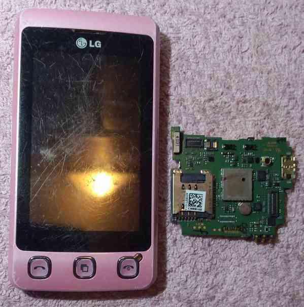 Základní desky k mobilům -funkční!!! - foto 9