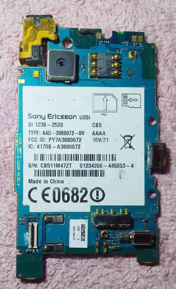 Základní desky k mobilům -funkční!!! - foto 2