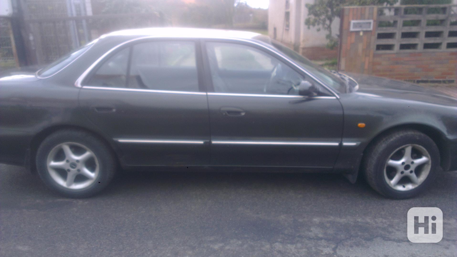 Hyundai Sonata GLS, kožená - foto 1