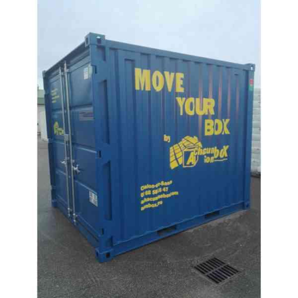 nový kontejner