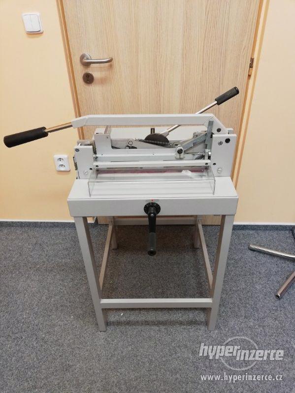 Stohová řezačka IDEAL 3905 - foto 3