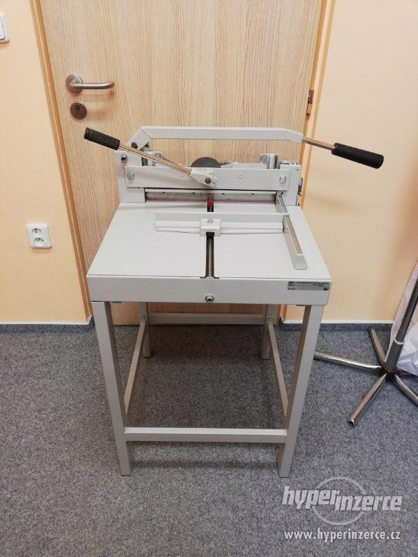 Stohová řezačka IDEAL 3905 - foto 6