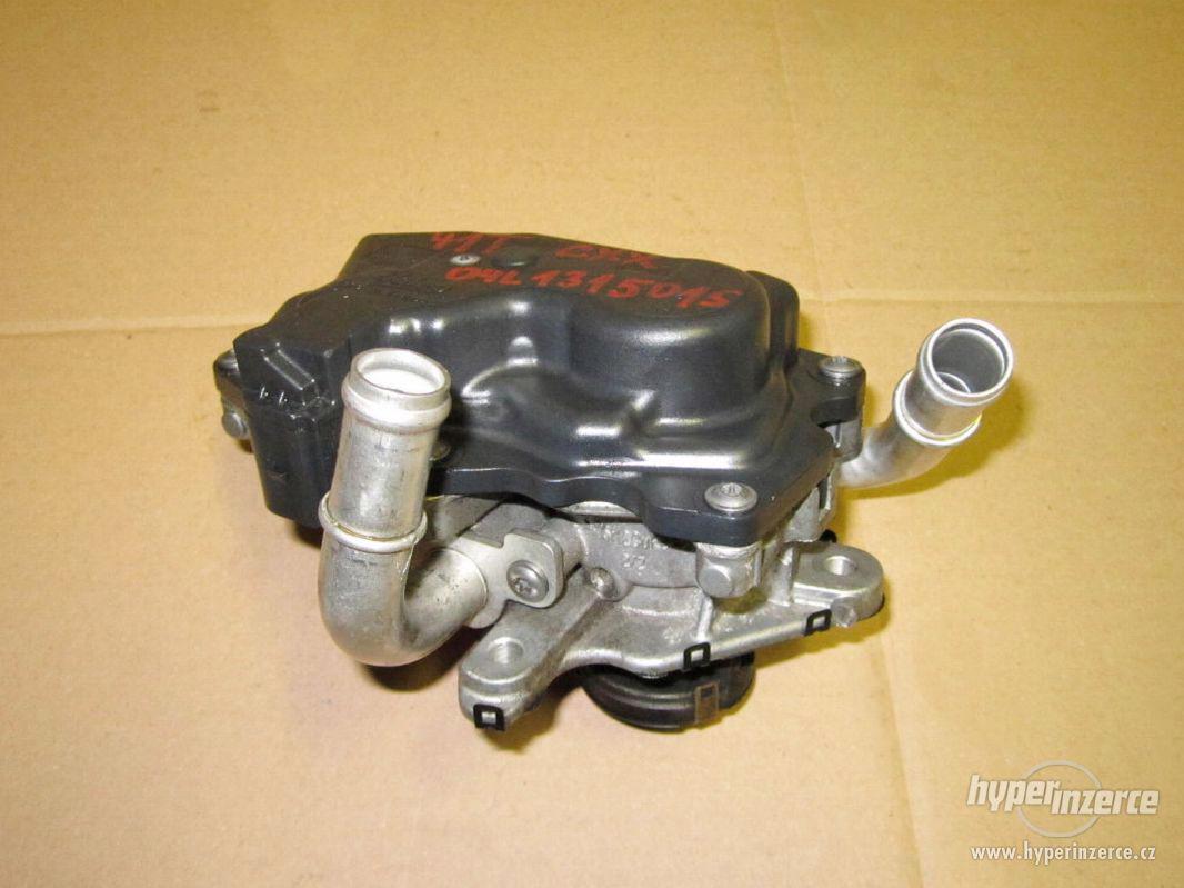 Original VW EGR AGR ventil 04L131501S 1,6TDI 2,0TDI - foto 1