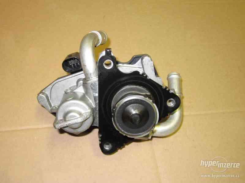 Original VW EGR AGR ventil 04L131501S 1,6TDI 2,0TDI - foto 2