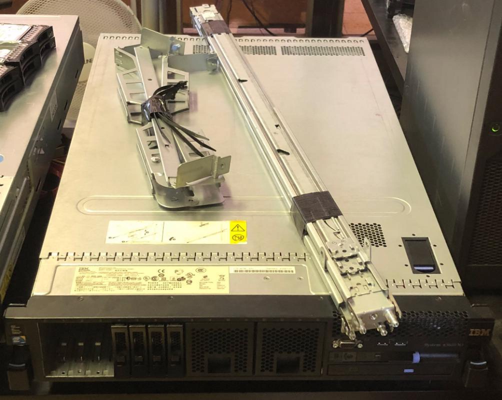IBM System x3650 M3 - foto 1