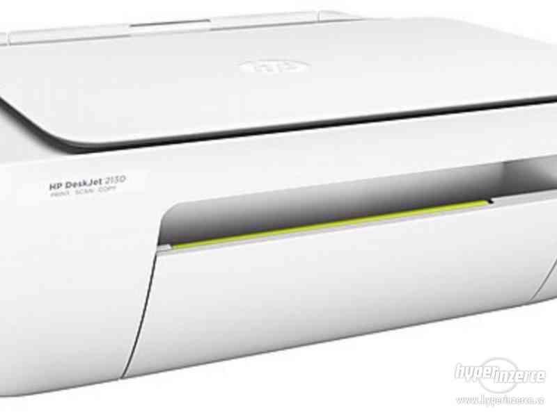 HP inkoustová tiskárna